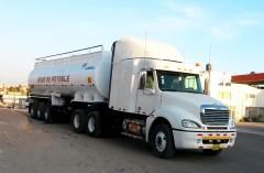 Camion cisterna 9000 gl