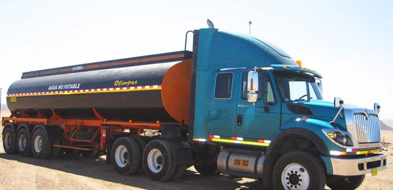 Camiones Cisterna 9000 gl