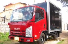 Camion mantenimiento