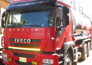 Venta  Camiones Cisterna IVECO Stralis –  Excelentes condiciones – Precio de liquidacion